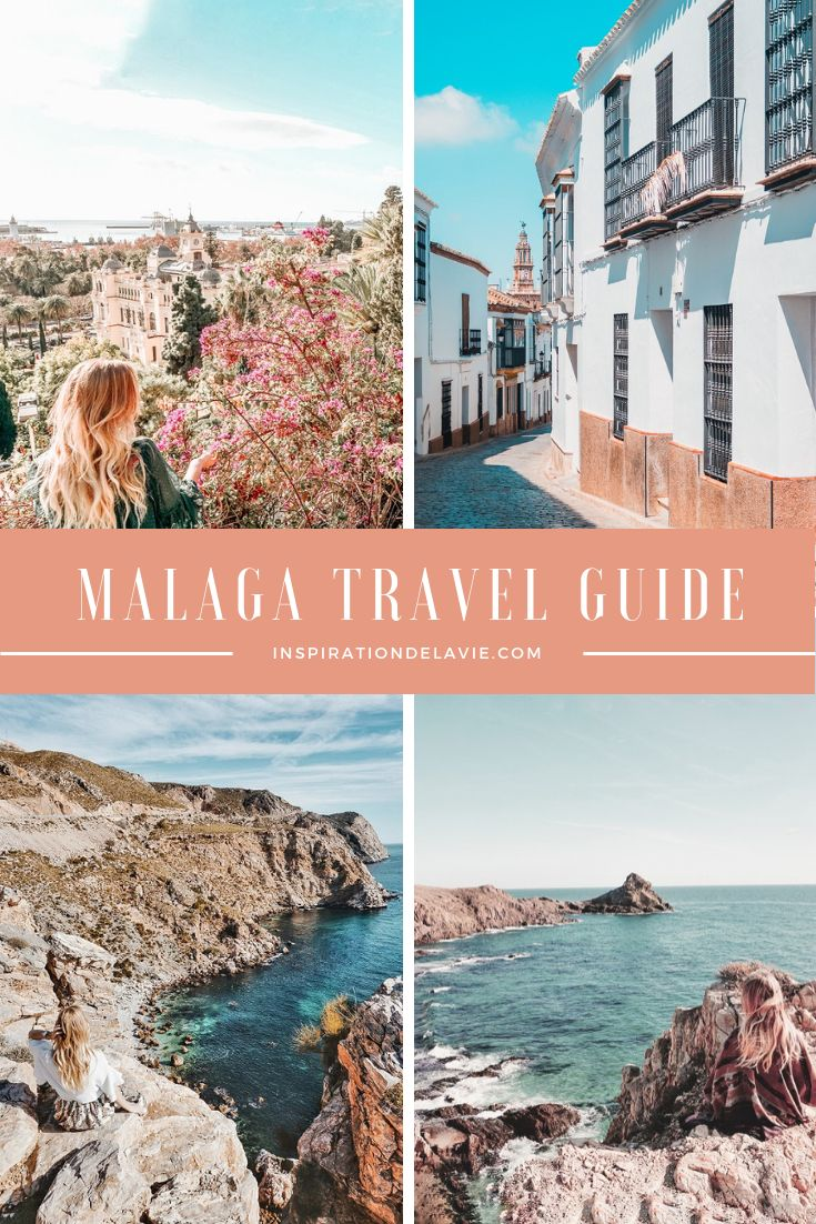 Malaga Travel Guide – Top Things To Do & Instagram Spots