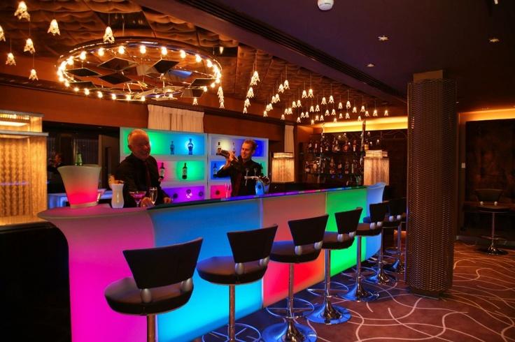 LED multicoloured bar
