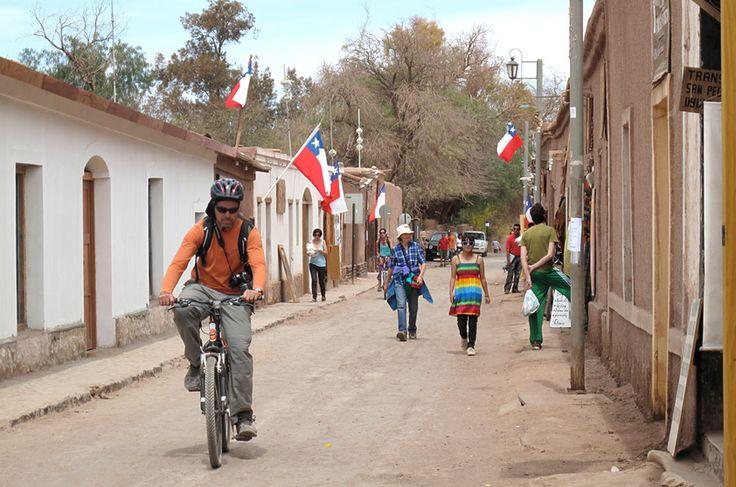 Vila de San Pedro de Atacama, Chile