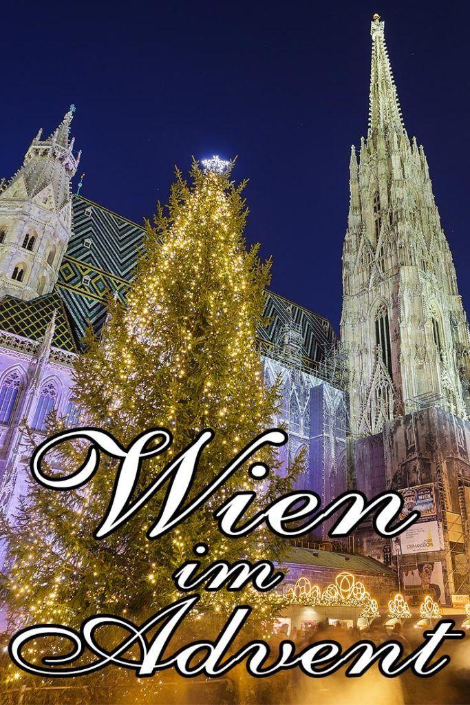 Weihnachten 2019 österreich.Fotos Von Wien österreich Im Advent Mit Den Schönsten