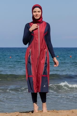 9c496c3976 Asya, Women's Swimsuit Full Cover Hijab Burkini Islamic, Hindu, Arab ...