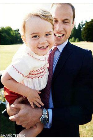 ジョージ王子は非常に聡明であるとソフィーウィンザー嬢が明かす