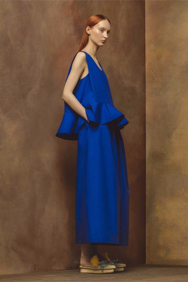 Круизная коллекция Delpozo - Галерея 7 - Мода - Trend Space