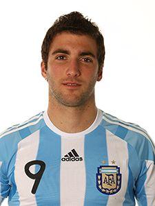 gonzalo higuain TEAM ARGENTINA!