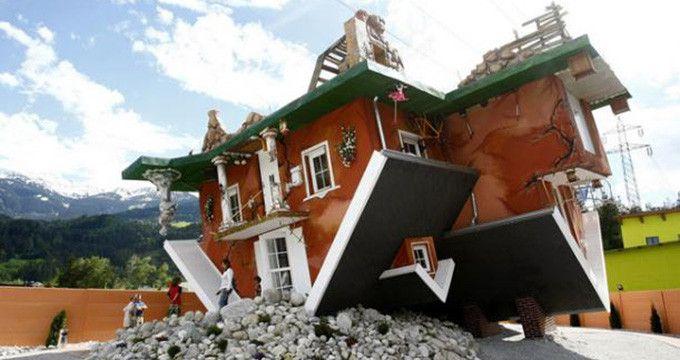 Par ireale, dar sunt cat se poate de adevarate! Cele mai ciudate case din lume! - Par ireale, dar sunt cat se poate de adevarate! Cele mai ciudate case din lume! - Par ireale, dar sunt cat se poate de adevarate! Cele mai ciudate case din lume! - cancan