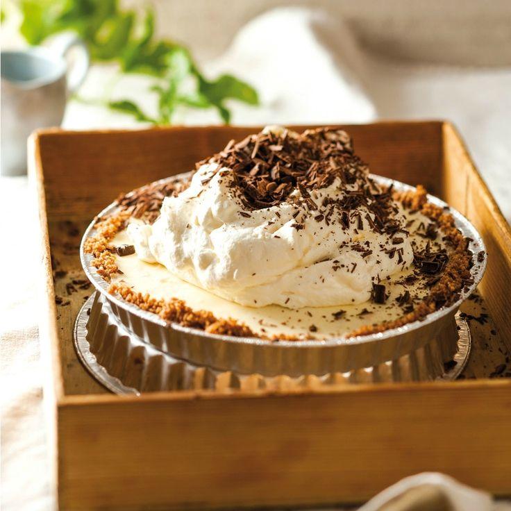 Dié is dekadent en perfek vir 'n warm Sondagmiddag! Met Mascarpone, Lietsjies, Pynappel en Bailey's Irish Cream ....