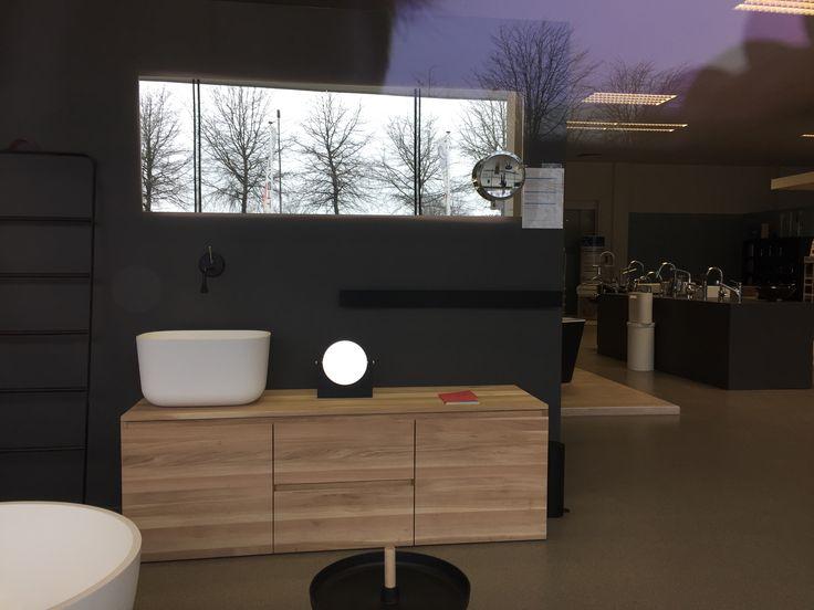 Inbani showroom in Belgium #design #interiordesign #homedecor #furniture #trends #bathroom
