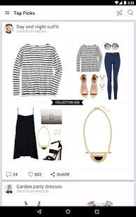 Polyvore Style: Fashion to Buy- screenshot thumbnail