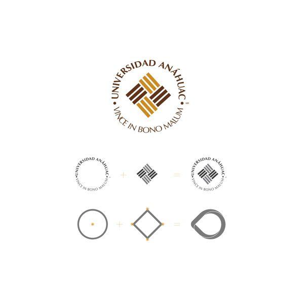 Anáhuac Symbol by Geminiano Design, via Behance
