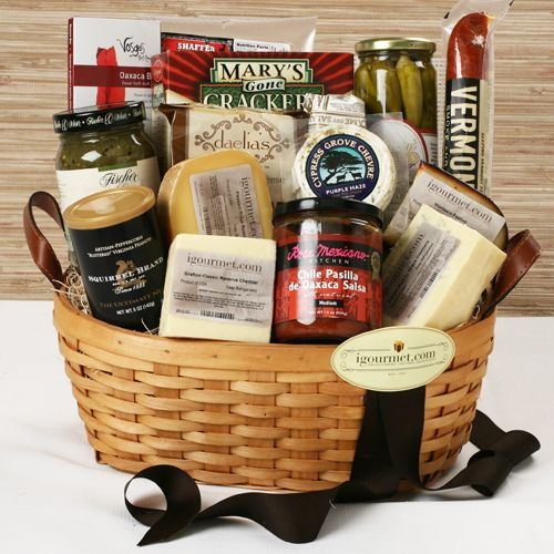 28 best Gift Baskets images on Pinterest Deli food Gourmet foods