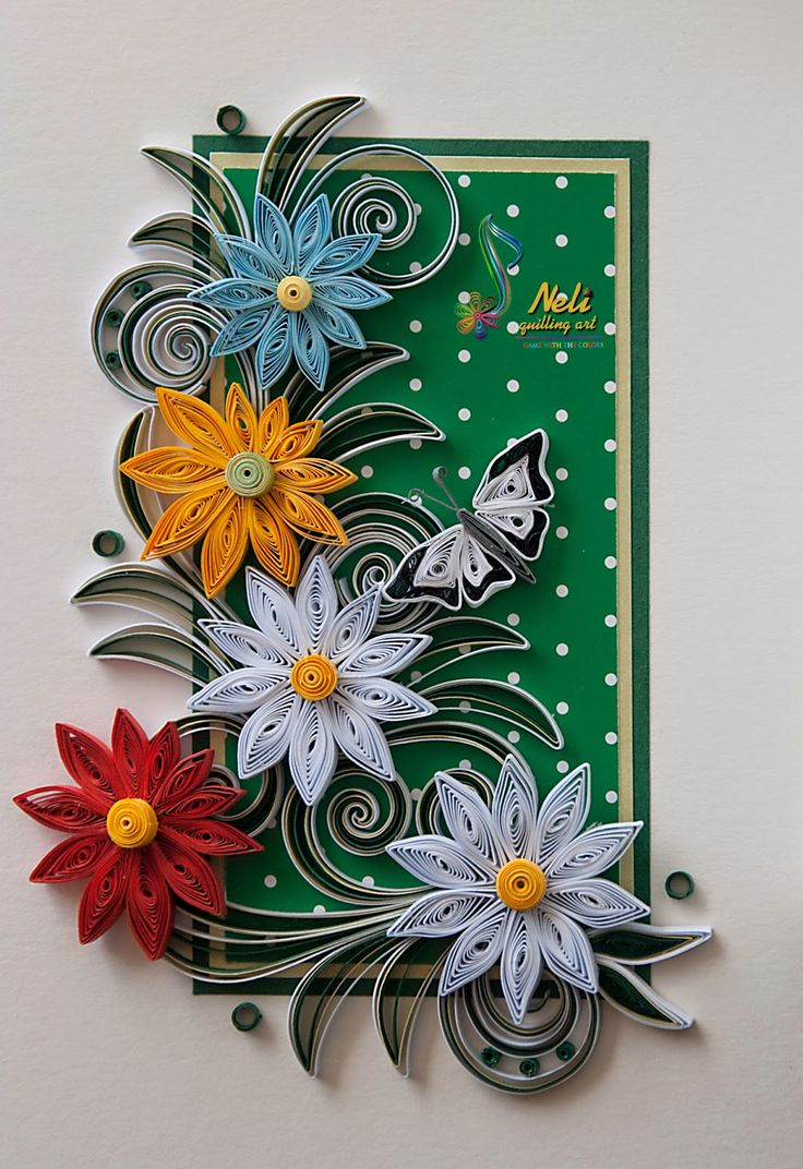 25+ best ideas about Quilling cards on Pinterest   Paper ...