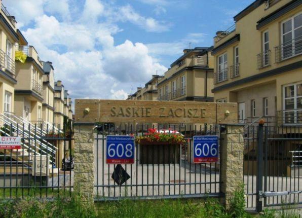 #Warszawa, Saskie Zacisze - zamieszkaj z nami!