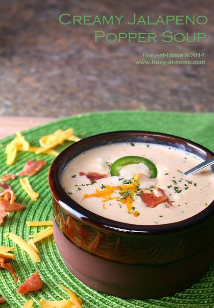 My new Jalapeno Popper Soup Recipe is brimming with spicy , savory comfort-food flavor and is #PackedWithSavings thanks to the @KraftFoods Printable Coupons I used to save on the ingredients! #shop #recipes #cbias #soup Hurry, to add the quick and easy to your meal rotation for this week!