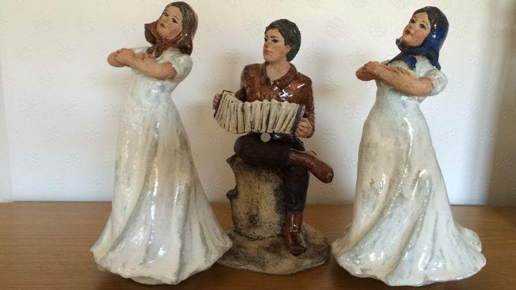 Dancing Women, by Gerd Asphaug