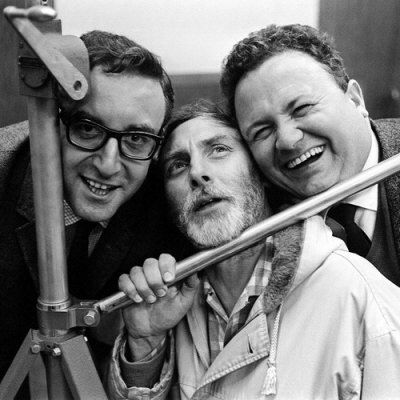 The Goon Show. It's your turn in the barrel.