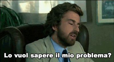 Lo vuol sapere il mio problema? Non mi piacciono gli altri. #NanniMoretti