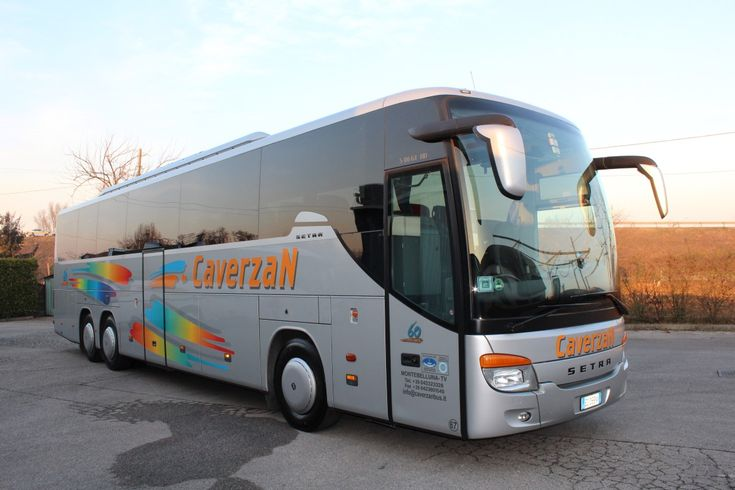 Parco Mezzi - Noleggio Autobus Treviso - Caverzan