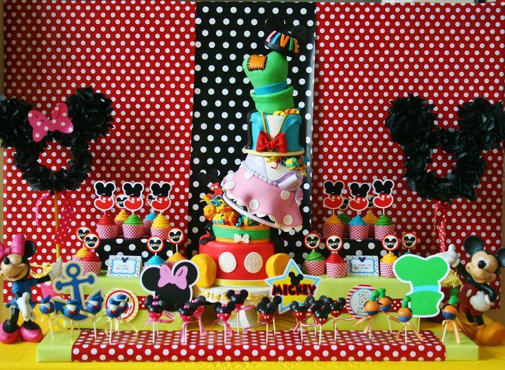 mickey mouse birthday party ideas 3rd birthday little livie