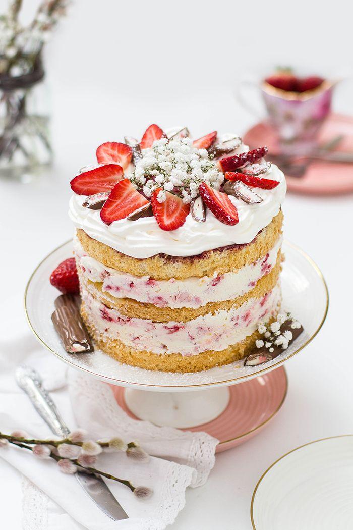 Yogurette Torte Yogurette Torte Ohne Backen Yogurette Torte Und Kuchen Und Torten