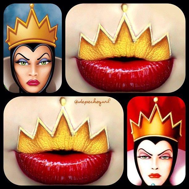 Instagram photo by depechegurl #cosmetics #makeup #lip