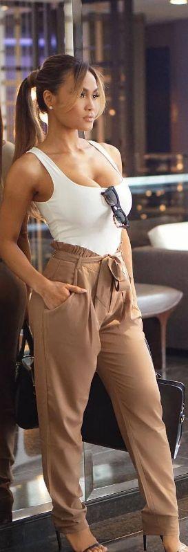Clothing by@hotmiamistyles / Fashion look by Daphne Joy #fashion