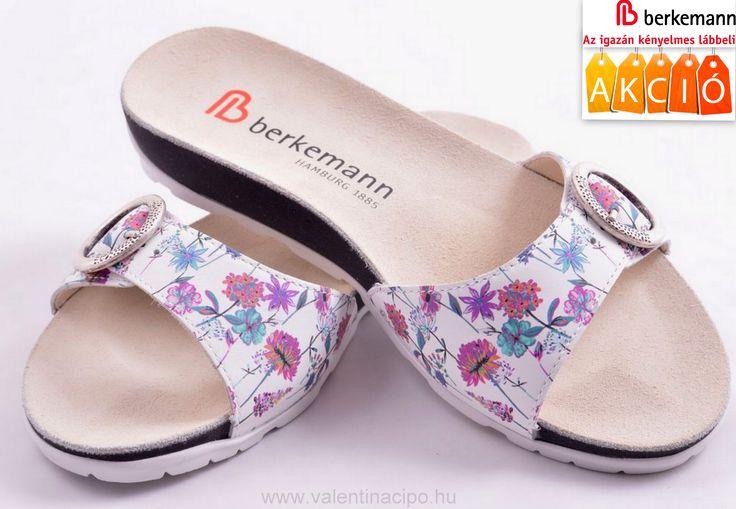 Valentina Cipőboltok Közzétette: Valentina Valentin Oldal (kedveled) · augusztus 11. ·    Berkemann női papucs virágokkal díszített, minden lépésnél kényelmet biztosít és még akciós áron is vásárolható vagy egyszerűen rendelhető webáruházunkból :)  http://valentinacipo.hu/berkemann/noi/feher/hazi-papucs/141677240  #Berkemann #berkemann_papucs #női_papucs #Valentina_cipőboltok