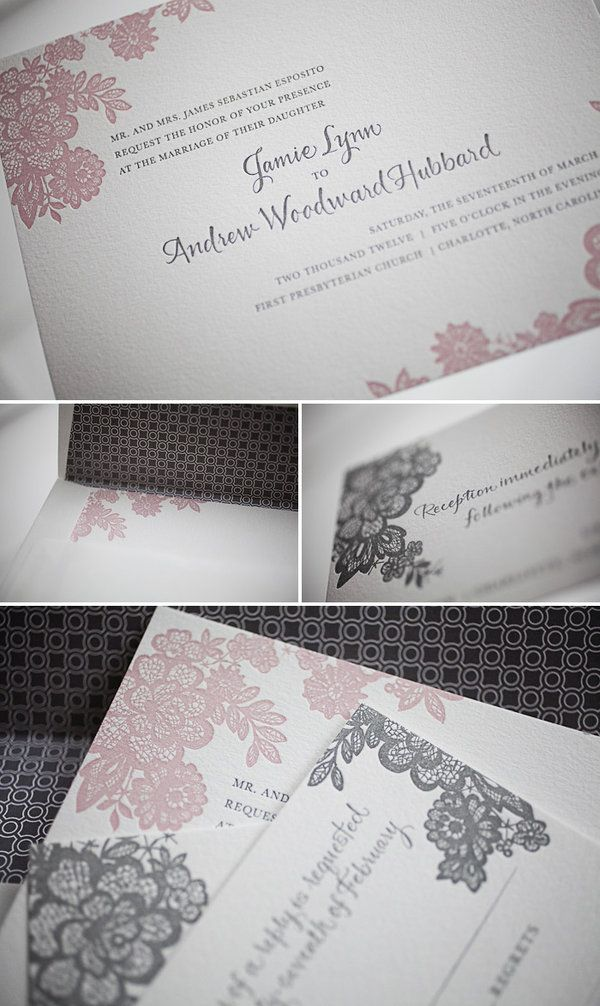 sister marriage invitation letter format%0A Floral wedding invitations