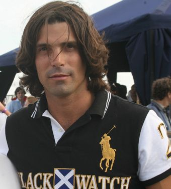 Nacho Figueras... So with a name like nacho you know he's the coolest kid like ever
