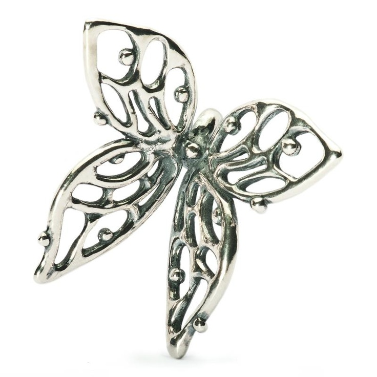 """""""Big Butterfly"""" from the Spring 2013 Trollbeads Collection"""