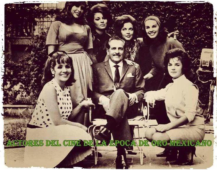 Fanny Cano, Maricruz Olivier, Sonia Infante, Alicia Bonet, Arturo de Cordoba