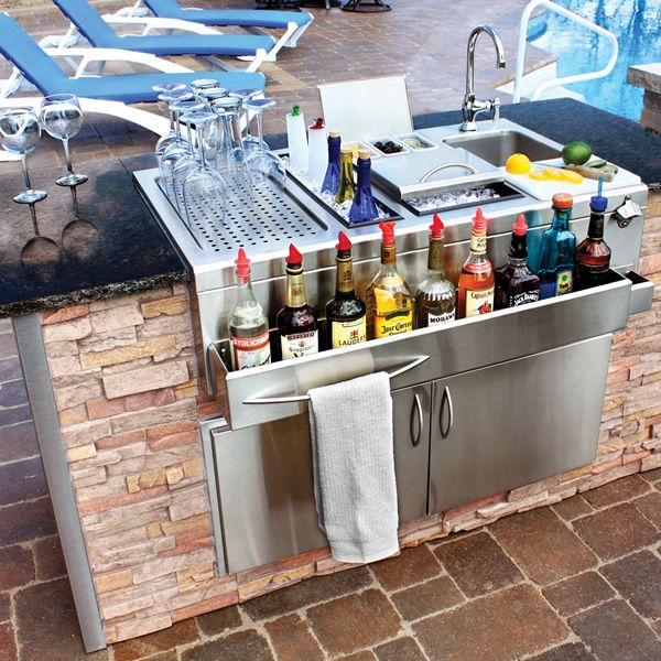 1000+ Ideas About Backyard Bar On Pinterest