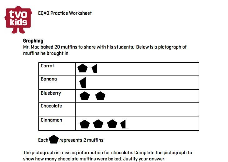 43 best images about EQAO - Grade 3 on Pinterest : Shape ...
