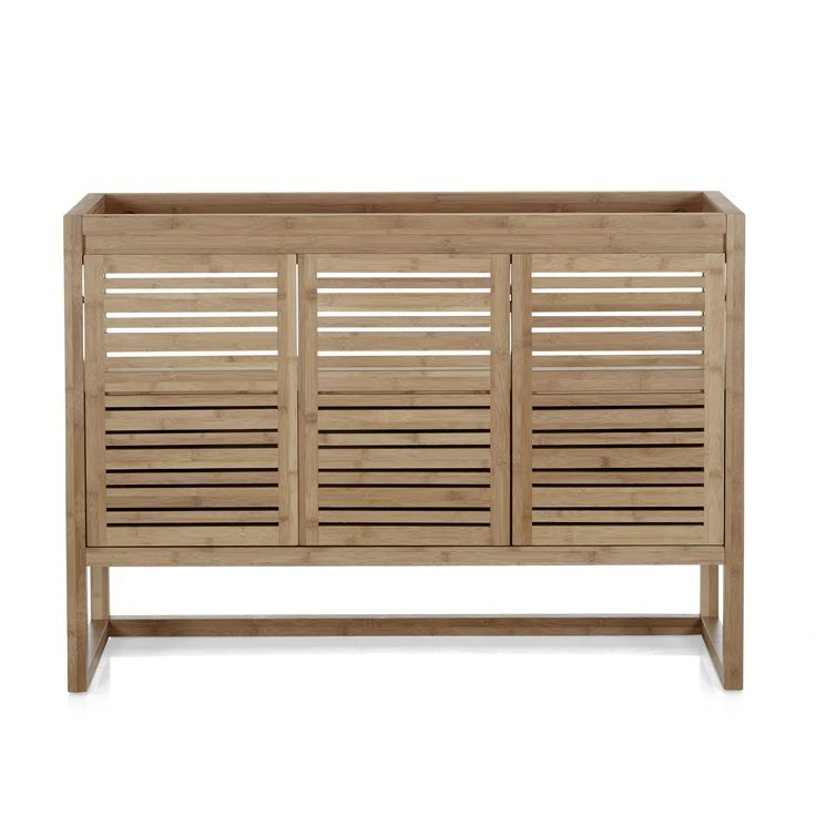 Les 25 meilleures id es concernant salle de bain en bambou sur pinterest d corations for Echelle bambou salle de bain alinea