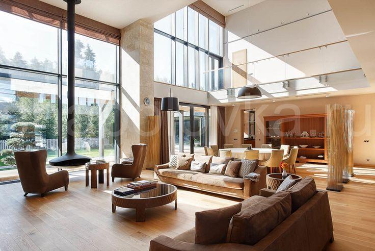современный интерьер, contemporary home