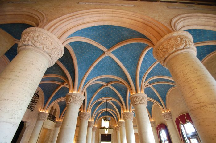 Groin vault 18 pinterest temples for Groin vault pictures