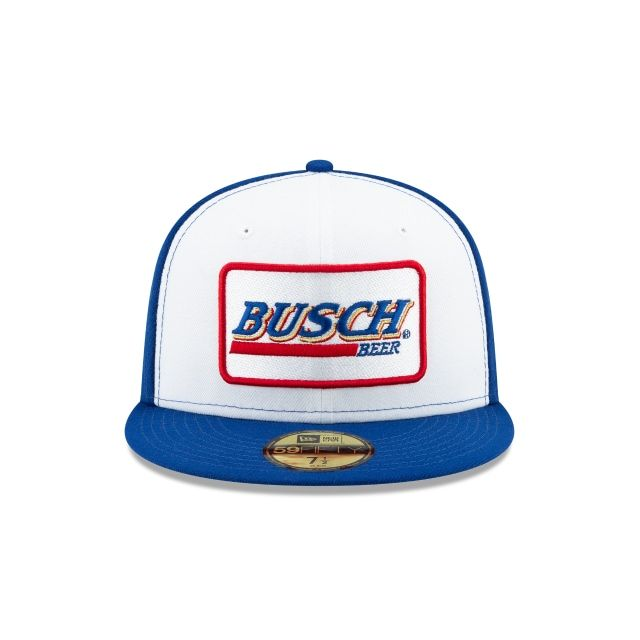 Kevin Harvick Busch Beer 59fifty Fitted Hats New Era Cap Fitted Hats New Era Fitted Hats New Era Cap