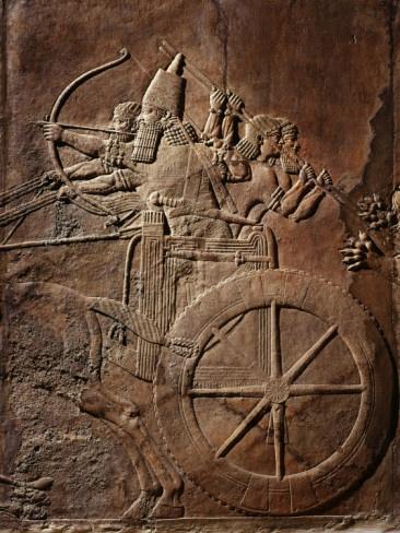 Assyrian Palace at Ninevah, 650 BCE  Present day Kurdistan, Iraq