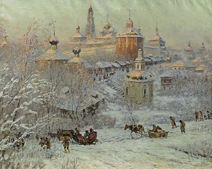 работы Николая Дубовского – 05
