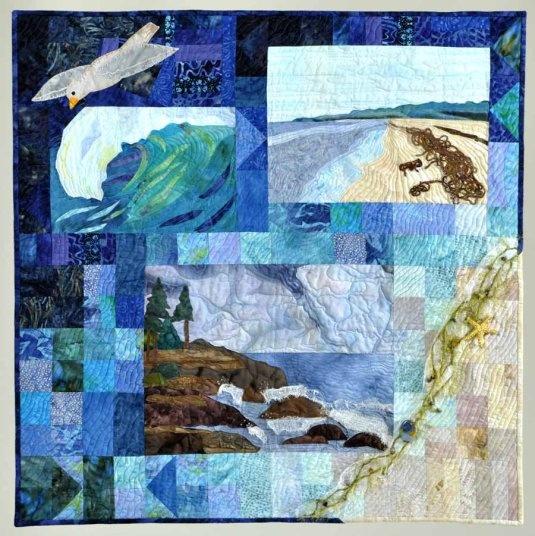(2012) Where the Earth Meets the Sea - Nancy Linz