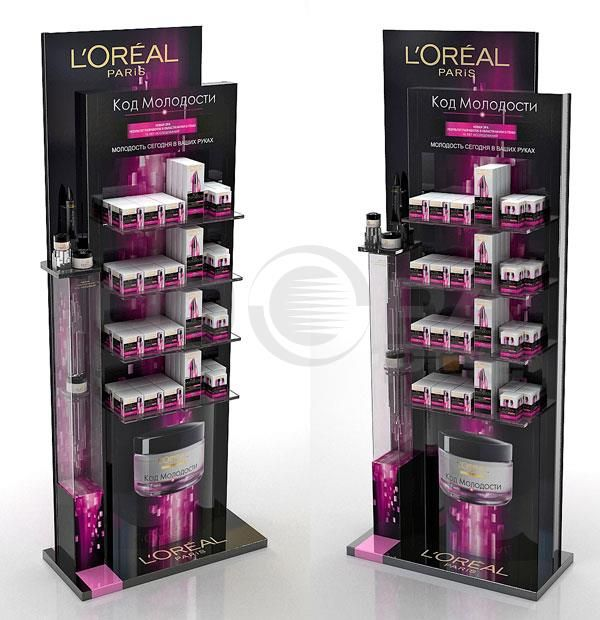 Cosmetic Exhibition Stand Design : Best images about display on pinterest behance