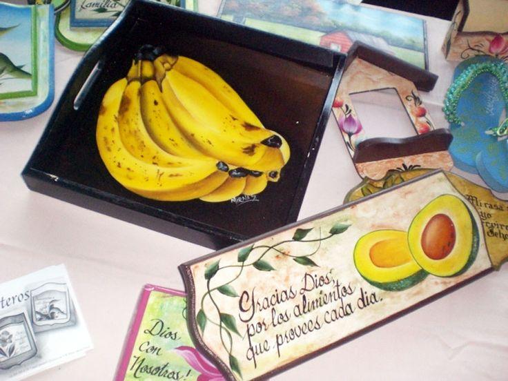 Bandejas frutas