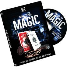 Do you want to learn Magic?On this DVD you will learn over 20 easy-to-learn magic tricks performed by the world's top magicians! Imagine being able to levitate objects, vanish items, make items appear