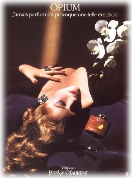 Opium perfume