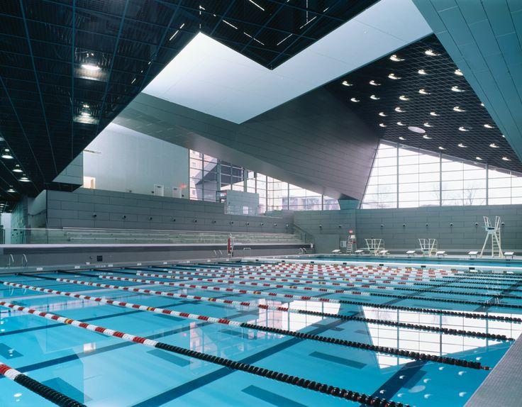 University Of Cincinnati Campus Recreation Center Architect Morphosis KZF Design Photo Roland Halbe