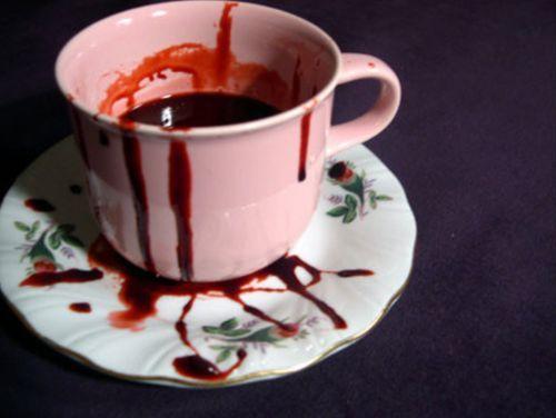 tea unto blood, that's what makes a trancy butler emmawayward
