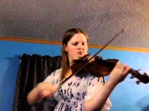 So This Is Love- Cinderella on violin Samantha Handwerk