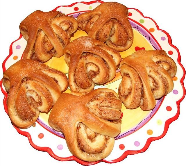Kaneelbroodjes - De keuken van Arden