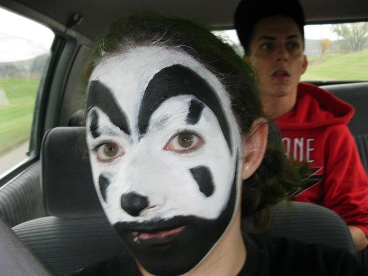 Tyler and Me (ICP concert)