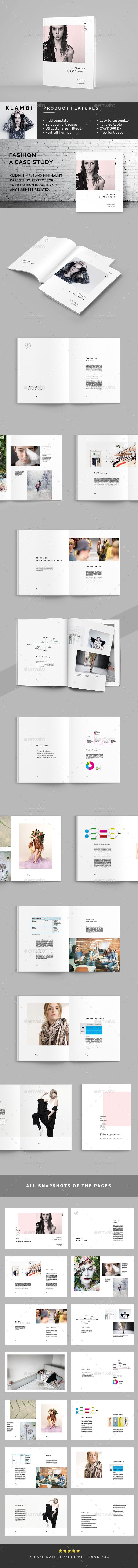 78 best Case Study Templates images on Pinterest