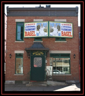 Fairmount Bagels - Gotta do both